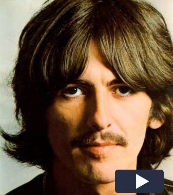 George Harrison from The Beatles